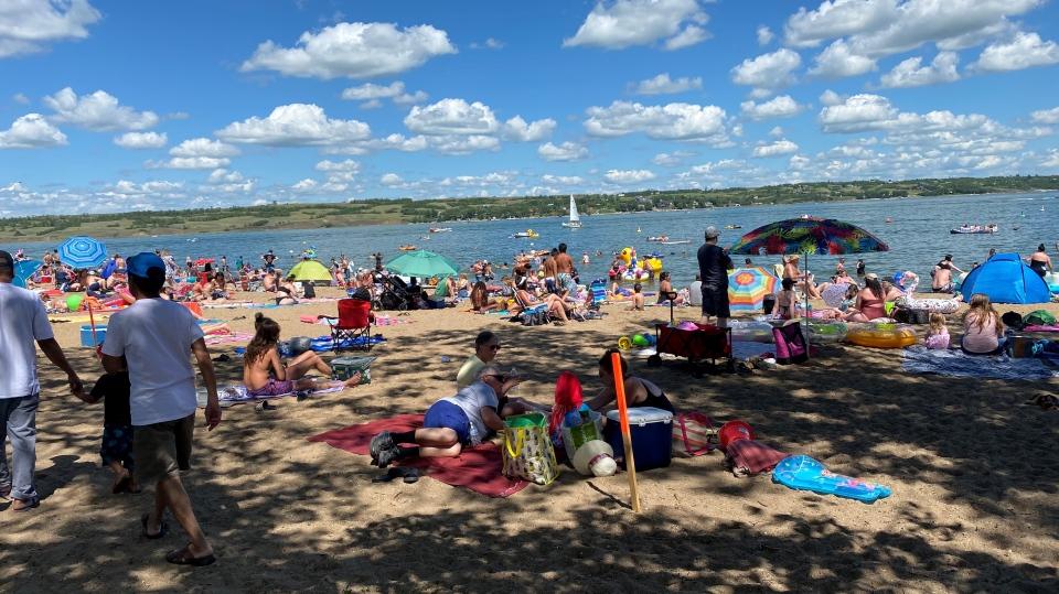 Regina beach COVID-19