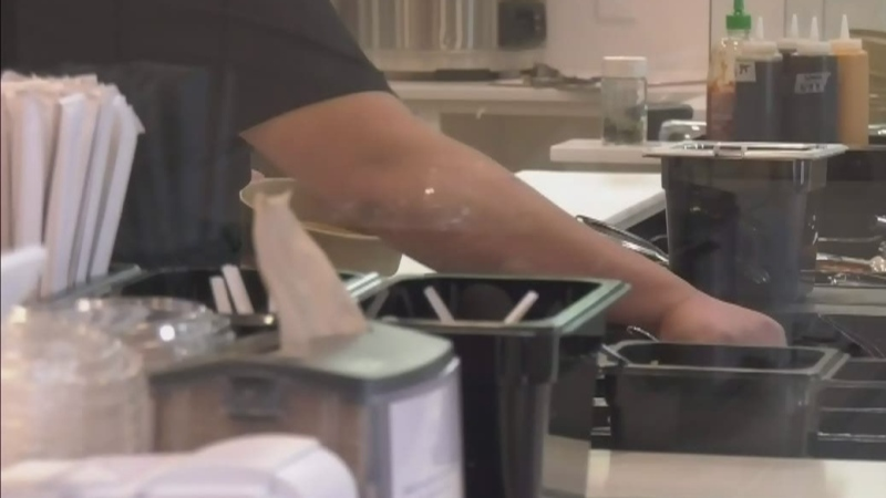 Restaurant workers still struggling