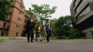 CTV National News: Battle for foreign students