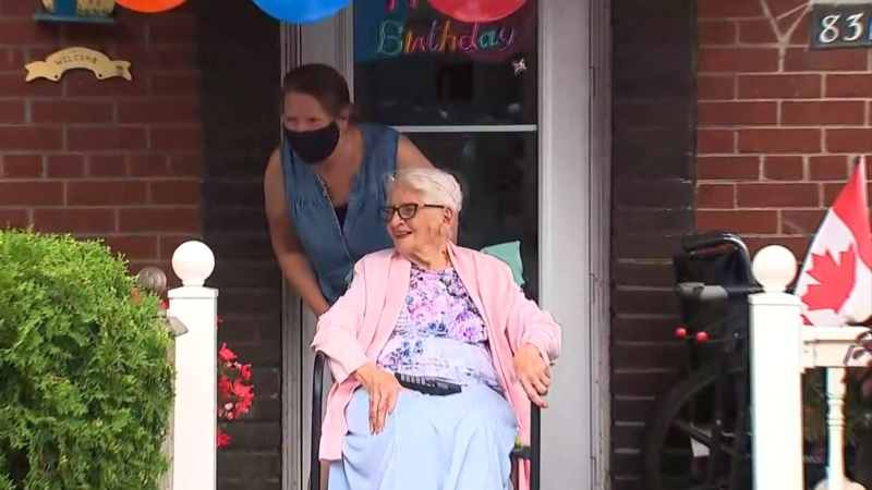 CTV National News: Marking a milestone birthday