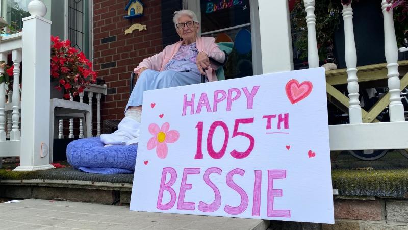 birthday, bessie