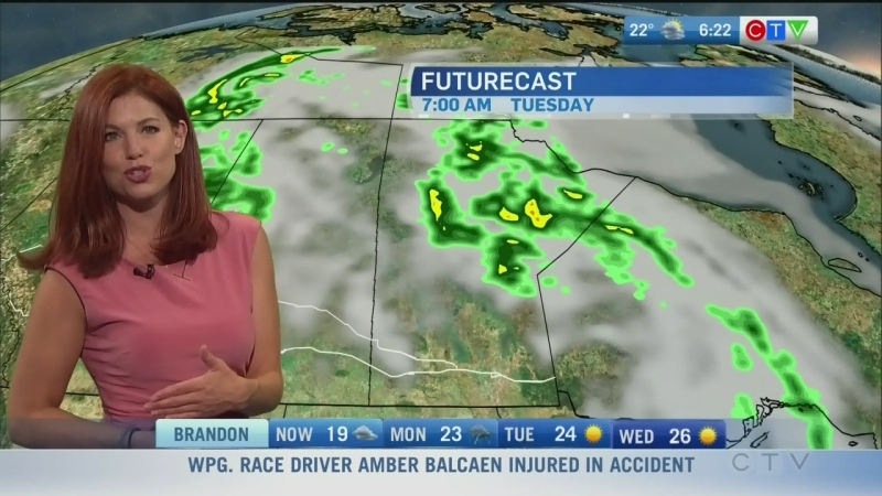 CTV Morning Live Weather Update for July 13