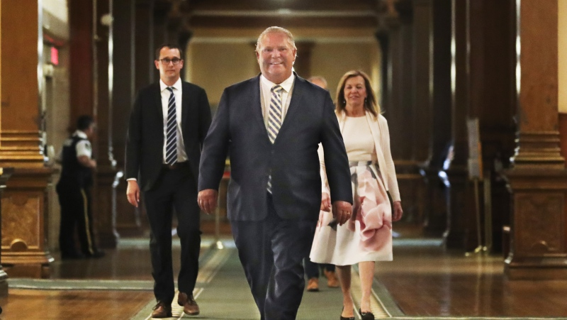 Ontario Stage 3 Doug Ford announcement