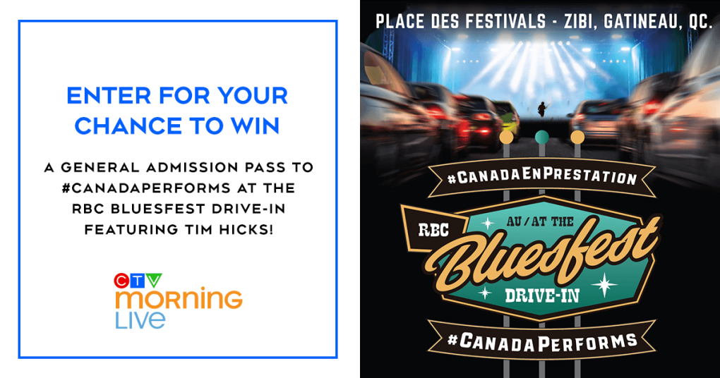 RBC Bluesfest 2020 Contest