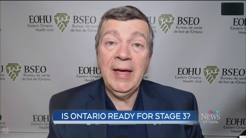 Is Ontario ready for Stage 3?