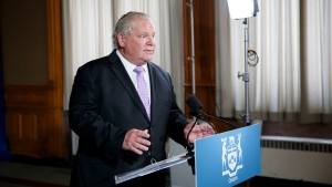 Doug Ford Ontario Stage 3