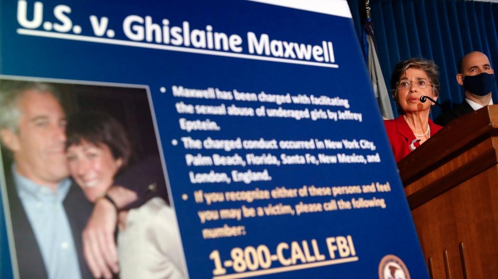 Ghislaine Maxwell Pleads Not Guilty in Jeffrey Epstein Sex Crimes Case