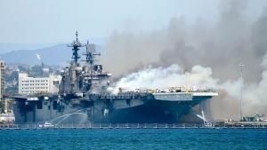 USS Bonhomee Richard
