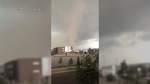 Environment Canada has confirmed a tornado touched down in Milton on July 10, 2020 (Twitter: @sarahbc88)