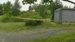 Police still on scene of suspicious death