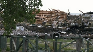 House explosion claims two lives
