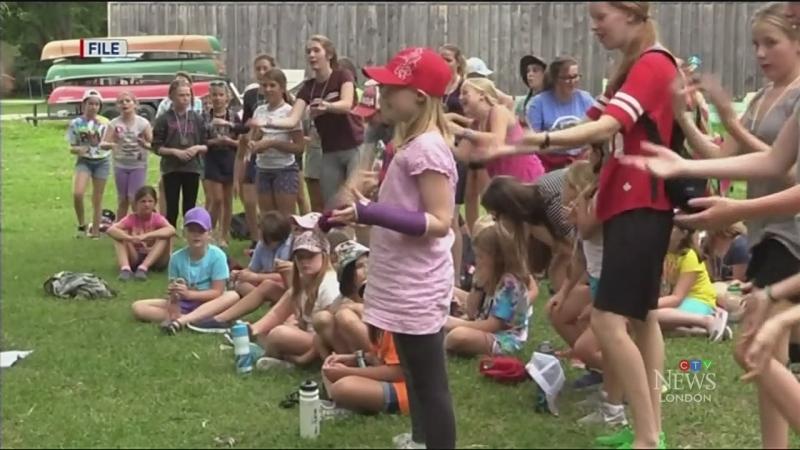 COVID-19 has local camp seeking community support