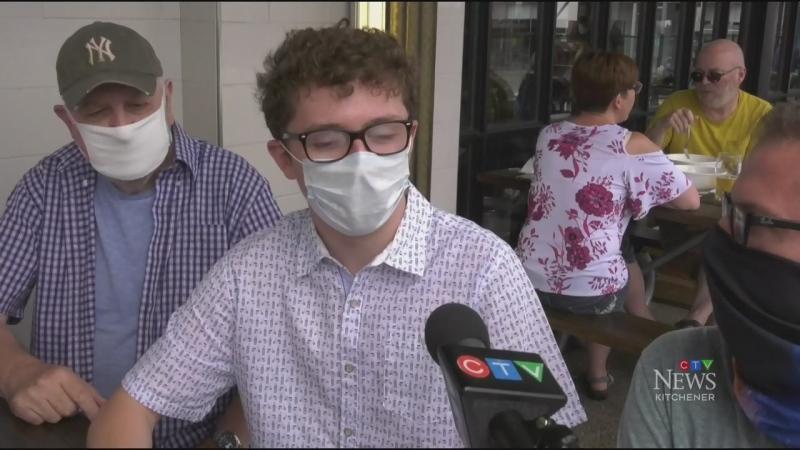Mandatory masking bylaws begin in region