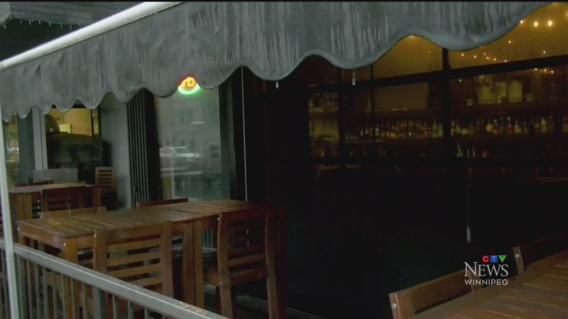 Winnipeg restaurant facing another fine