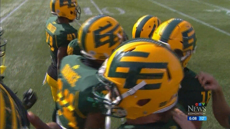 Edmonton's CFL team launches online survey over it