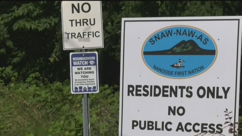 Some B.C. First Nations continue to close borders
