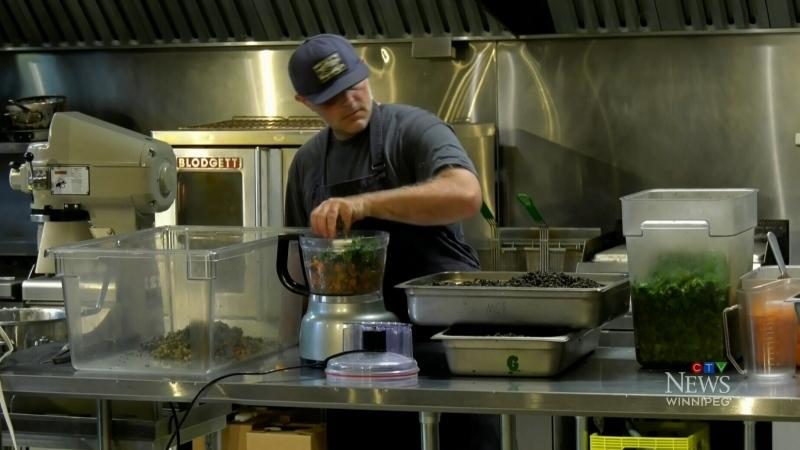 Winnipeg chef helping city's vulnerable