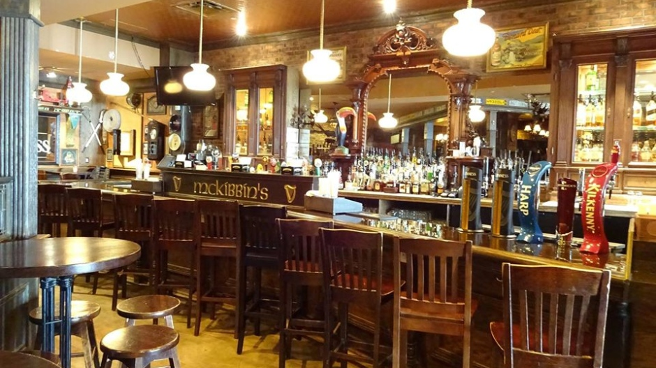 McKibbin's Irish Pub West Island is the latest pub or bar in Montreal to announce that a member of staff or customer has tested positive for COVID-19. SOURCE Facebook