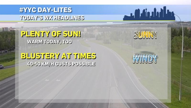 Calgary weather, Calgary forecast, July 14