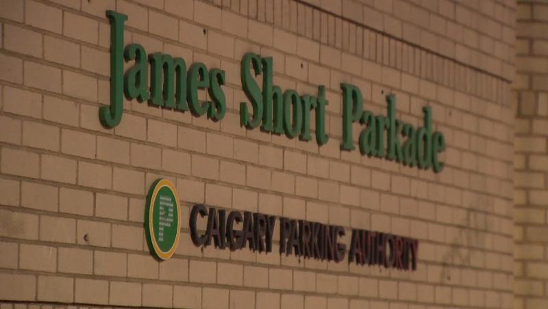 James Short Parkade