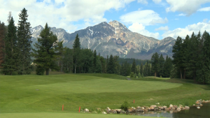 Fairmont Jasper Park Lodge, July 2020