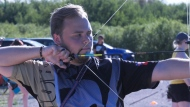 Becoming one of Canada's top archers