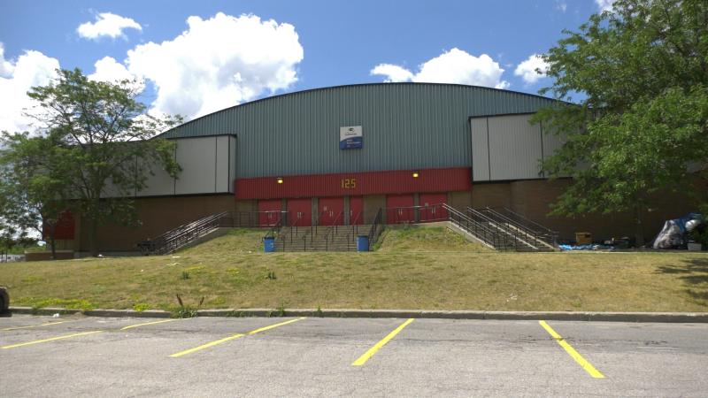 The Robert Guertin Centre in Gatineau, Tues. July 14, 2020. (Shaun Vardon / CTV News Ottawa)
