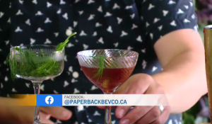 Paperback Beverage Co. shares unique cocktail ideas to try this summer