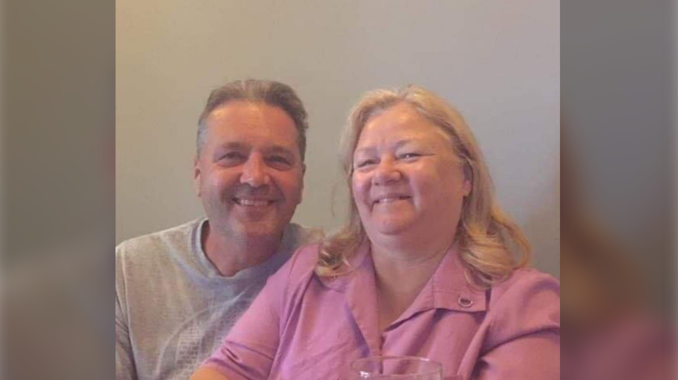 David, 63, and Dianne Nadalin, 65. (courtesy Carly Lemire)