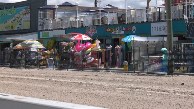 Wasaga Beach creates 'pods' to prevent Canada Day-style mob from swarming beachfront