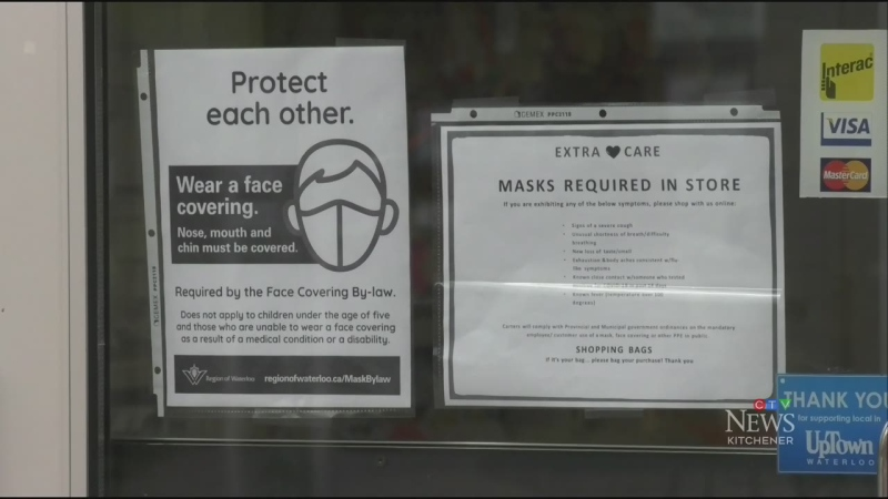 Brant County, Brantford debating mandatory masks