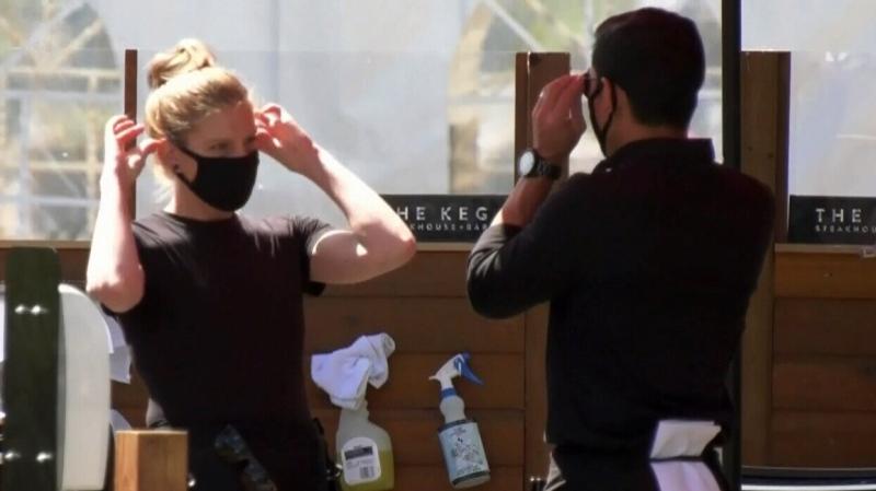 Banff considers mandatory masks