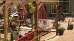 La Cite Francophone patio