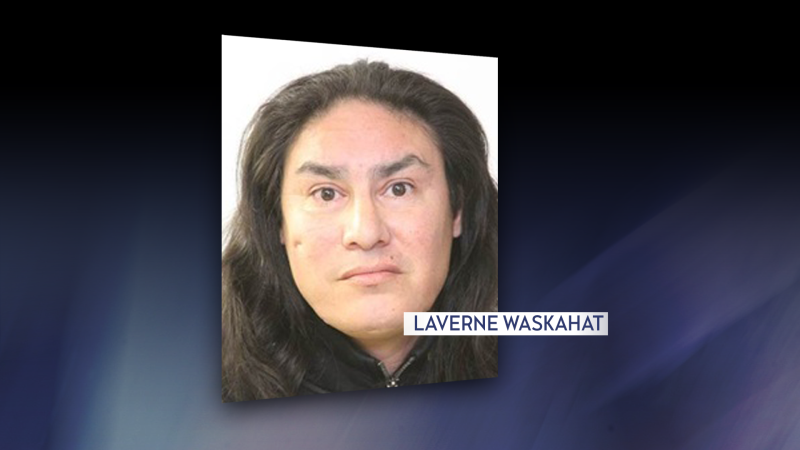 EPS is warning the public about the release of convicted sexual offender Laverne Waskahat who will be living in the Edmonton area. (Courtesy: EPS)