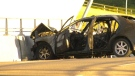 Walterdale crash