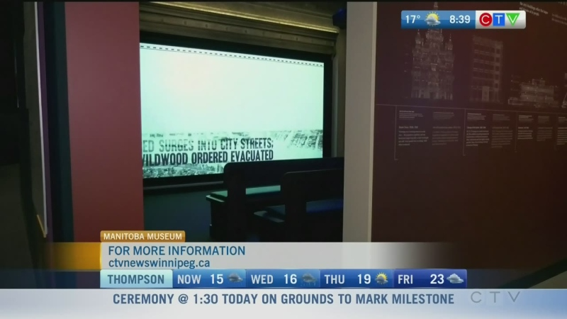 Manitoba Museum's history and current situation