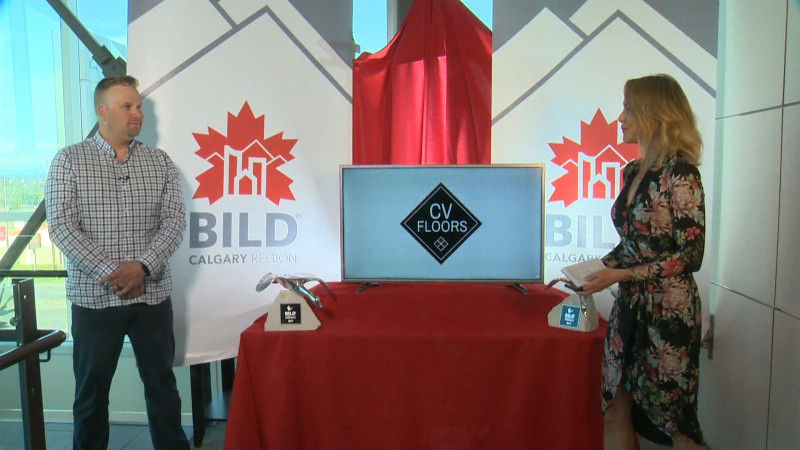Lane Fraser chats with the 2019 BILD winner for Best Home Renovation with Addition