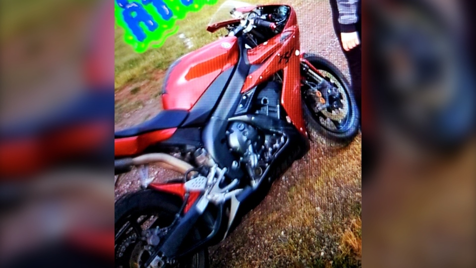 """Joseph """"Dakota"""" Maloney motorcycle"""