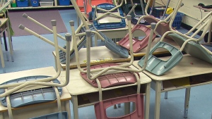 #SchoolsNotBars trends as Ont. parents upset with