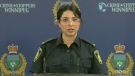 Winnipeg man facing child luring charges