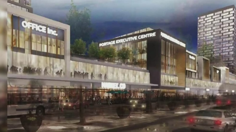 Portage Place redevelopment plans