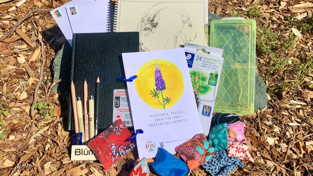 Art supplies sent to B.C. prisoners