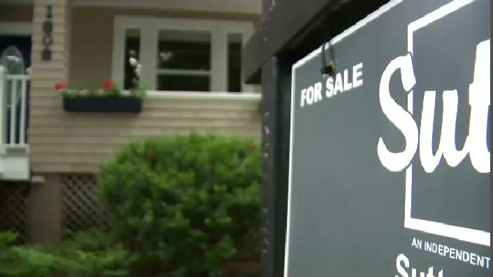 On the national level, the Canadian Real Estate Association released new statistics Wednesday showing home sales went up by 63 per cent on a month-over-month basis in June -- around 150 per cent above what was recorded in April.
