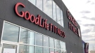 A GoodLife Fitness club in Ottawa, July 15, 2020 (Dave Charbonneau / CTV News Ottawa)