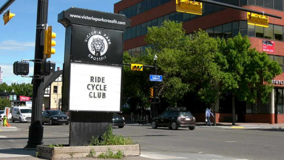 RIDE CYCLE CLUB Calgary
