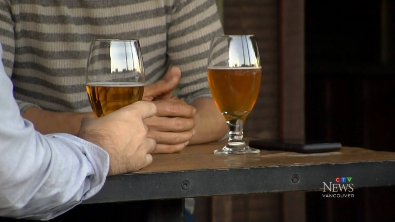 Careful not to self-soothe with alcohol