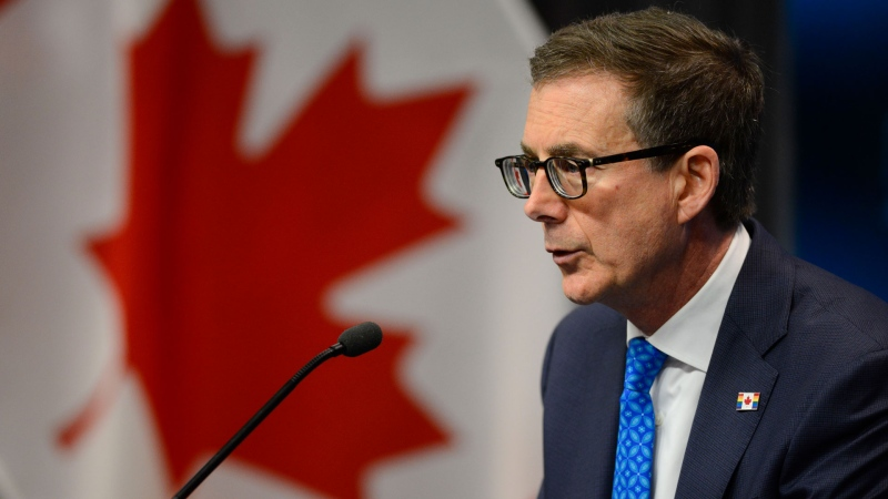 Bank of Canada Governor Tiff Macklem holds a press conference at the Bank of Canada amid the COVID-19 pandemic in Ottawa on Monday, June 22, 2020. THE CANADIAN PRESS/Sean Kilpatrick