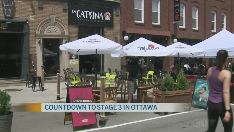 CTV Morning Live Watson July 16