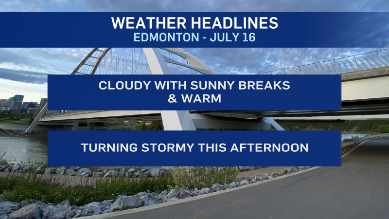 July 16 weather headlines