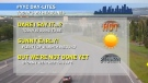 Calgary weather, Calgary weather, July 16